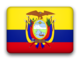 Ecuador fancy flag 80x60
