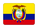 Ecuador simple flag 160x120